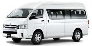 VAN (PRIVATE FAMILY CARS)
